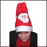 Bonnet Tete de Père Noel