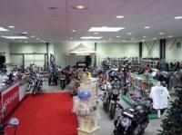 Stock de pieces motos et scooters