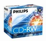 Vends CD-RW 80 Philips x10