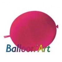 NOUVEAU 50 ballons Fuschia 30 cm nacrés pour guirlande