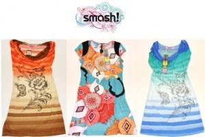 Superbe offre de vêtements de marque SMASH