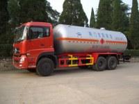 Véhicule de transport citerne GPL 20m3