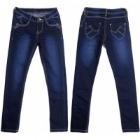"""Grossiste Jeans """"Ligne cuisse"""" 8/14 ans"""