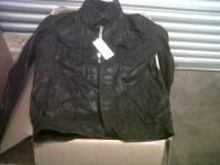 Jackets en cuir marque KUYUCHI.