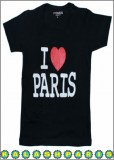Chemises i love paris souvenir de paris boutique en ligne
