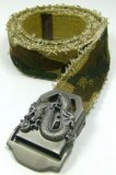 Destockage de 205 ceintures coton pour homme !!