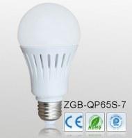 LOT D'AMPOULE LED 7W -Blanc chaud léger -4000 K
