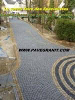 Les pavés granit du Portugal