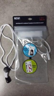 Pochette Mobile 100% étanche - 100% tactile