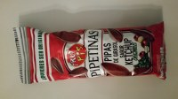 Pipas ketchup et barbeque