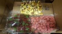 Bonbon Gélifié à 1.25 Ht le Kilo