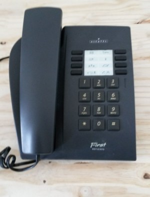 Telphne fix Alcatel 4004