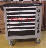 Servante d'atelier complète KraftMüller 7 tiroirs 399 outils