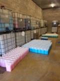 Vente gros tout produits entretiens hygiènes direct fabricant en 5L ou 2L
