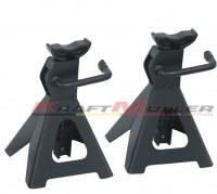 KRAFTMULLER Kit de chandelles de levage, capacité de levage de 3000 kg