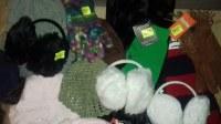 Écharpe gants bonnet pour hiver