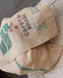 Sacs de café en toile de jute
