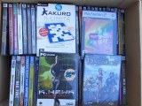 Lot de 60 jeux pour PC