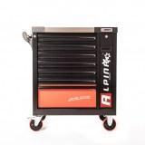 Servante d'atelier XXL 582PCS 8 tiroirs 7FULL + Clé dynamométrique qualité PRO ALPINA