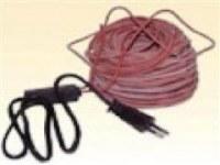 Câble chauffant / câble antigel 12m/6m