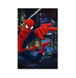 Couverture - spiderman - 100 x 150 cm