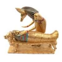 Anubis avec Sarcophage