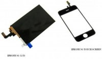 Ecran/vitre tactile iphone 3G