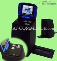 Convertisseur Scanner Diapos et Films négatifs 35mm