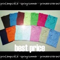T - shirts basic à bretelles