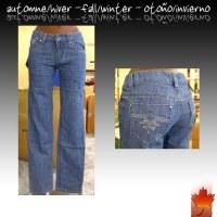 Pantalon jean pour femme G&K