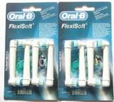 Recharges brosse  a dent oral-b flexisoft de braun