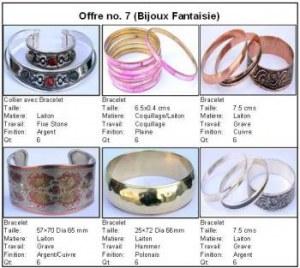 Offre Speciale Bijoux Fantaisie