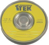 Vends CD-R 8 Cm 1Tek x10