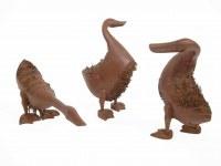 Canard en racine de bambou