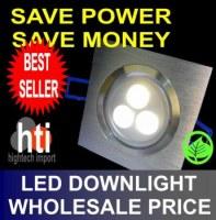 Spots LED 3 watts