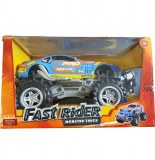 Fast rider - voiture monster truck - bleu - jouets enfants