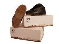 Lot de chaussure cuir skate et materiel