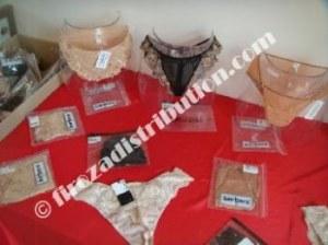 Packs de slips Barbara, Millésia et Chantelle