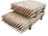 Piquets, rondins, dalles, lames de terrasse, bois