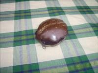 Porte monnais noix de coco