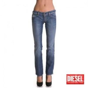 LHELA 8SQ Jeans DIESEL femme Au Meilleur Tarif.