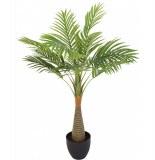 Palmier en pot - 80 cm - plante artificielle