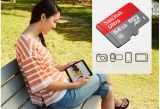 SanDisk (SanDisk) the high-speed mobile MicroSDXC UHS-I memory card 64GB TF Card Class1...