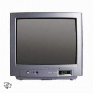 LOT DE 500 TELEVISEURS TUBES CATHODIQUE 8 EUROS