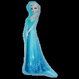 Personnage Gonflable Elsa la Reine des Neiges