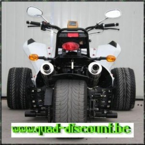 Quad three wheel 250cc