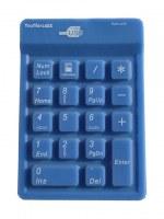 MINI CLAVIER/PAD/PAVE NUMERIQUE SILICONE 18 TOUCHES USB