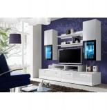 Ensemble tv - 3 éléments - blanc