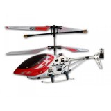 Falcon-X Alu - Mini Hélicoptère 3D