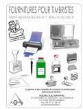 Montures et produits pour timbriste et tampon trodat shiny wagraf